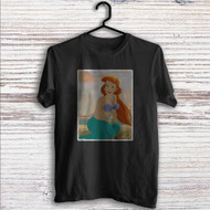 Princess Ariel The Little Mermaid Custom T Shirt Tank Top Men and Woman