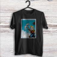 Super QuickHook Custom T Shirt Tank Top Men and Woman