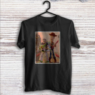 Toy Story Woody and Buzz Disney Custom T Shirt Tank Top Men and Woman