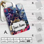 Akame ga Kill Custom Leather Luggage Tag