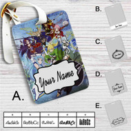 Sword Art Online Custom Leather Luggage Tag