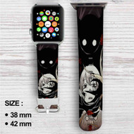 Over The Garden Wall Custom Apple Watch Band Leather Strap Wrist Band Replacement 38mm 42mm