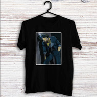 Cowboy Bebop Spike Spiegel Custom T Shirt Tank Top Men and Woman