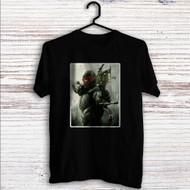 Crysis 3 Custom T Shirt Tank Top Men and Woman