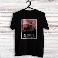 Deer Hunter Custom T Shirt Tank Top Men and Woman