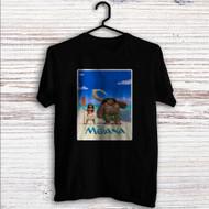 Disney Moana Custom T Shirt Tank Top Men and Woman