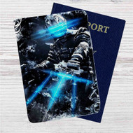 Dead Space Custom Leather Passport Wallet Case Cover