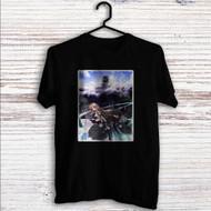 Kirito and Asuna Sword Art Online 1 Custom T Shirt Tank Top Men and Woman