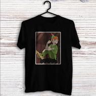 Peter Pan Disney Custom T Shirt Tank Top Men and Woman