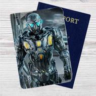NOVA 3 Freedom Edition Custom Leather Passport Wallet Case Cover