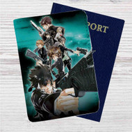 Psycho-Pass Custom Leather Passport Wallet Case Cover