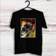 Roy Mustang Fullmetal Alchemist Brotherhood Custom T Shirt Tank Top Men and Woman