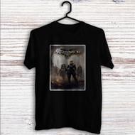 Shadowrun Returns Dragonfall Custom T Shirt Tank Top Men and Woman