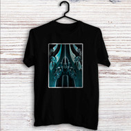 Tron Uprising Custom T Shirt Tank Top Men and Woman