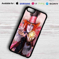 Alice in Wonderland Through the Looking Glass iPhone 4/4S 5 S/C/SE 6/6S Plus 7| Samsung Galaxy S4 S5 S6 S7 NOTE 3 4 5| LG G2 G3 G4| MOTOROLA MOTO X X2 NEXUS 6| SONY Z3 Z4 MINI| HTC ONE X M7 M8 M9 M8 MINI CASE