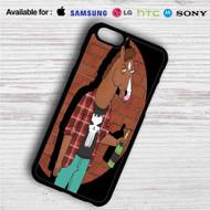 Bojack Horseman iPhone 4/4S 5 S/C/SE 6/6S Plus 7| Samsung Galaxy S4 S5 S6 S7 NOTE 3 4 5| LG G2 G3 G4| MOTOROLA MOTO X X2 NEXUS 6| SONY Z3 Z4 MINI| HTC ONE X M7 M8 M9 M8 MINI CASE
