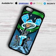 Danny Phantom iPhone 4/4S 5 S/C/SE 6/6S Plus 7  Samsung Galaxy S4 S5 S6 S7 NOTE 3 4 5  LG G2 G3 G4  MOTOROLA MOTO X X2 NEXUS 6  SONY Z3 Z4 MINI  HTC ONE X M7 M8 M9 M8 MINI CASE