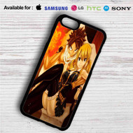 Fairy Tail Natsu Dragneel and Lucy Heartfilia iPhone 4/4S 5 S/C/SE 6/6S Plus 7| Samsung Galaxy S4 S5 S6 S7 NOTE 3 4 5| LG G2 G3 G4| MOTOROLA MOTO X X2 NEXUS 6| SONY Z3 Z4 MINI| HTC ONE X M7 M8 M9 M8 MINI CASE