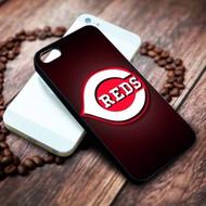 Cincinnati Reds  2 on your case iphone 4 4s 5 5s 5c 6 6plus 7 case / cases