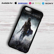 Middle Earth Shadow of Mordor iPhone 4/4S 5 S/C/SE 6/6S Plus 7| Samsung Galaxy S4 S5 S6 S7 NOTE 3 4 5| LG G2 G3 G4| MOTOROLA MOTO X X2 NEXUS 6| SONY Z3 Z4 MINI| HTC ONE X M7 M8 M9 M8 MINI CASE