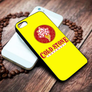 Cold Stone Creameries ice cream on your case iphone 4 4s 5 5s 5c 6 6plus 7 case / cases