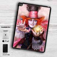 "Alice in Wonderland Through the Looking Glass iPad 2 3 4 iPad Mini 1 2 3 4 iPad Air 1 2 | Samsung Galaxy Tab 10.1"" Tab 2 7"" Tab 3 7"" Tab 3 8"" Tab 4 7"" Case"