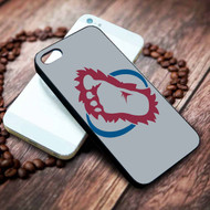 Colorado Avalanche on your case iphone 4 4s 5 5s 5c 6 6plus 7 case / cases