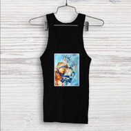 Dragon Ball Super Goku and Vegeta Super Saiyan Blue Custom Men Woman Tank Top T Shirt Shirt