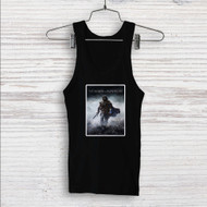 Middle Earth Shadow of Mordor Custom Men Woman Tank Top T Shirt Shirt