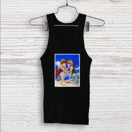 Monkey D Luffy and Nami One Piece Love Custom Men Woman Tank Top T Shirt Shirt