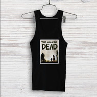 Walking Dead The Game Custom Men Woman Tank Top T Shirt Shirt