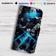 Dead Space Custom Leather Wallet iPhone 4/4S 5S/C 6/6S Plus 7| Samsung Galaxy S4 S5 S6 S7 Note 3 4 5| LG G2 G3 G4| Motorola Moto X X2 Nexus 6| Sony Z3 Z4 Mini| HTC ONE X M7 M8 M9 Case
