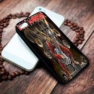 coma Doof Warrior mad max on your case iphone 4 4s 5 5s 5c 6 6plus 7 case / cases