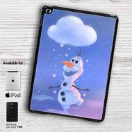 "Olaf Disney Frozen iPad 2 3 4 iPad Mini 1 2 3 4 iPad Air 1 2 | Samsung Galaxy Tab 10.1"" Tab 2 7"" Tab 3 7"" Tab 3 8"" Tab 4 7"" Case"