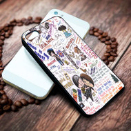 Dan and Phil collage on your case iphone 4 4s 5 5s 5c 6 6plus 7 case / cases