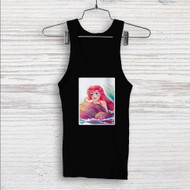 Ariel Disney The Little Mermaid Custom Men Woman Tank Top T Shirt Shirt