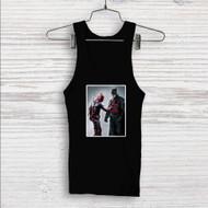 Batman and Deadpool Custom Men Woman Tank Top T Shirt Shirt