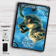 "Alice Through the Looking Glass The Cat Cheshire iPad 2 3 4 iPad Mini 1 2 3 4 iPad Air 1 2 | Samsung Galaxy Tab 10.1"" Tab 2 7"" Tab 3 7"" Tab 3 8"" Tab 4 7"" Case"