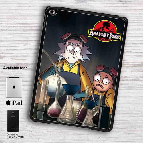 Rick and Morty Anatomy Park iPad 2 3 4 iPad Mini 1 2 3 4 ...