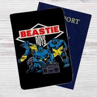 Beastie Boys XMen Custom Leather Passport Wallet Case Cover