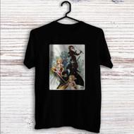 Characters Sword Art Online Custom T Shirt Tank Top Men and Woman