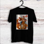 Charmander & Ash Pokemon Custom T Shirt Tank Top Men and Woman