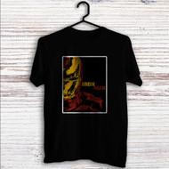 Iron Man Marvel Custom T Shirt Tank Top Men and Woman