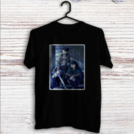 Levi and Eren Attack On Titan Custom T Shirt Tank Top Men and Woman