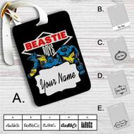 Beastie Boys XMen Custom Leather Luggage Tag