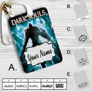 Dark Souls Custom Leather Luggage Tag