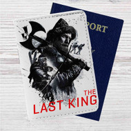The Last King Movie Poster Custom Leather Passport Wallet Case Cover