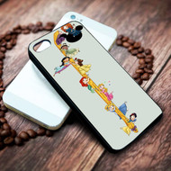Disney Princesses Welcome Princess Merida on your case iphone 4 4s 5 5s 5c 6 6plus 7 case / cases
