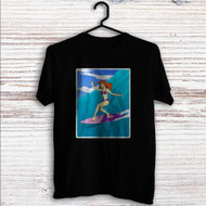 Daphne Scooby Doo Surf Custom T Shirt Tank Top Men and Woman