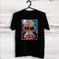 Master Muten Roshi Kame Custom T Shirt Tank Top Men and Woman